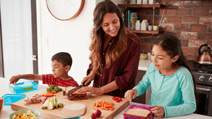 Back to School Meals for Kids