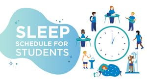 Back-to-school sleep schedule for kids