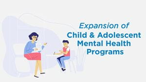 Adolescent Mental Health banner