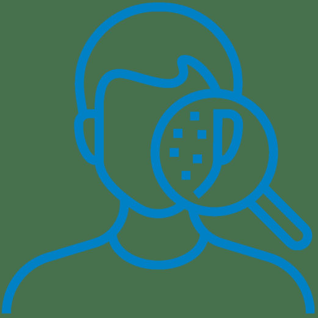 dermatology icon