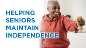 Independence in long-term care