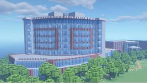 Minecraft at RGH