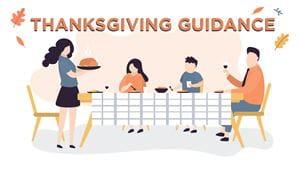 Thanksgiving guidance 2020