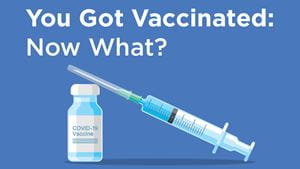 What can I do now that I'm vaccinated