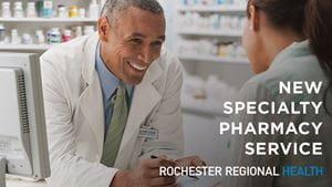New Specialty Pharmacy Service